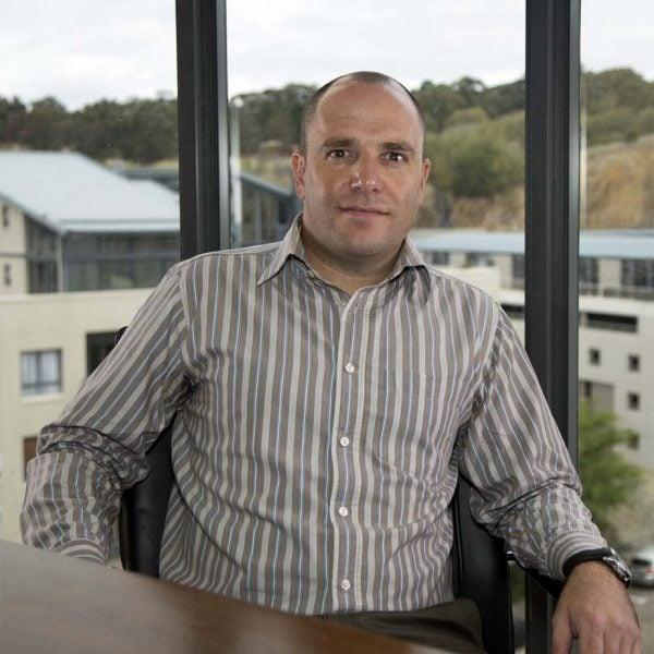 Francois Le Roux | Financial Director | Vanderbilt Construction