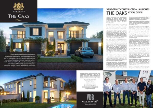 The Oaks Residential Project | Vanderbilt Construction